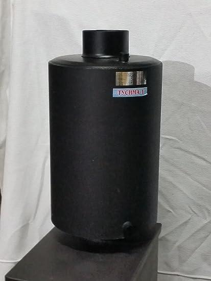 Calentador de agua para estufa de leña, chimenea, calentador de agua ...