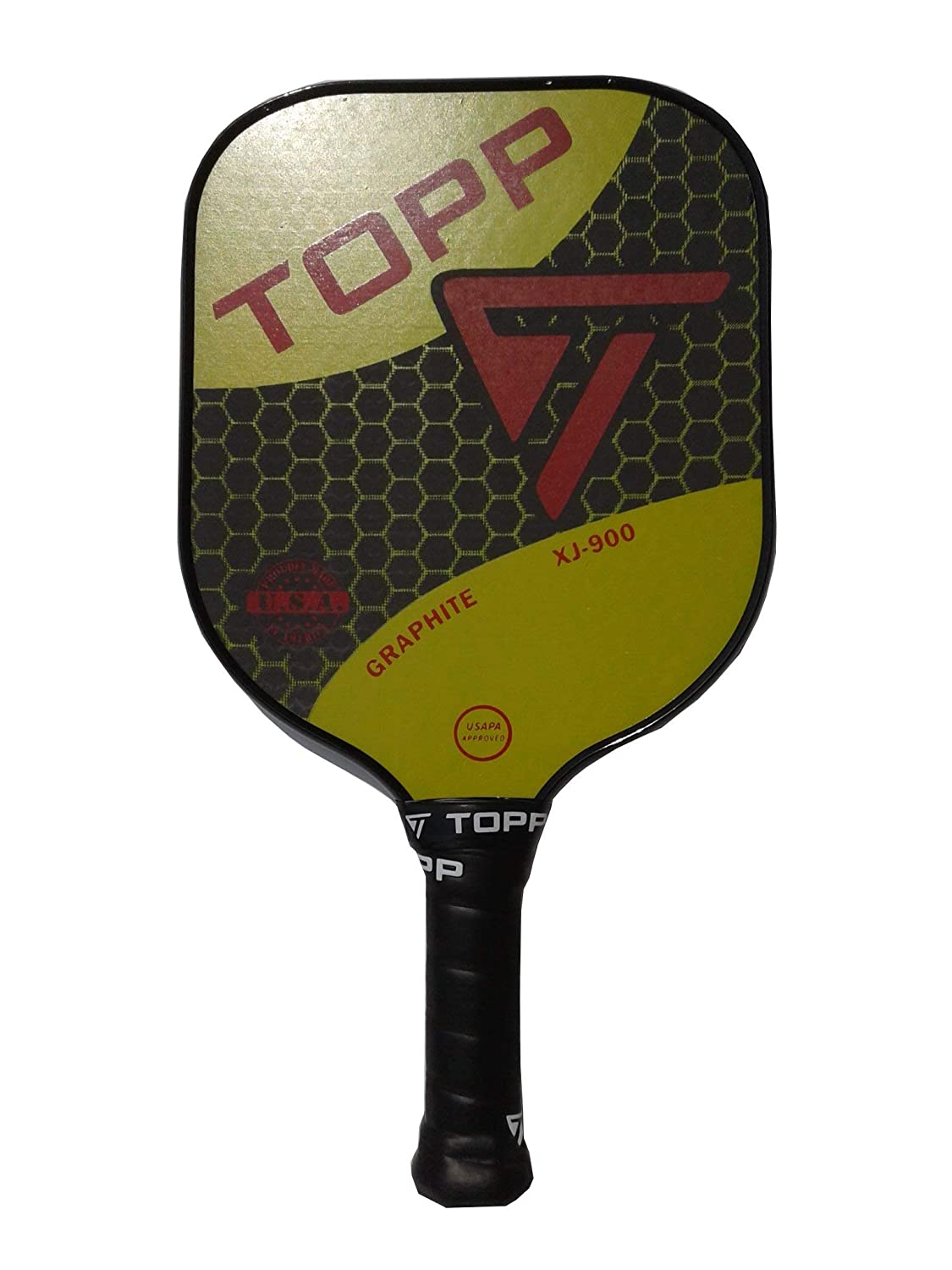 Amazon.com: Topp Pickleball Paddle XJ 900 Graphite: Sports ...
