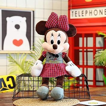 yfkgh Muñeca de Mickey Mouse, Mickey Minnie, Peluche, Muñeca ...