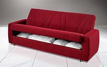 Divan Lit Une Place : Dafnedesign.com canapé lit inclinable avec rangement deux