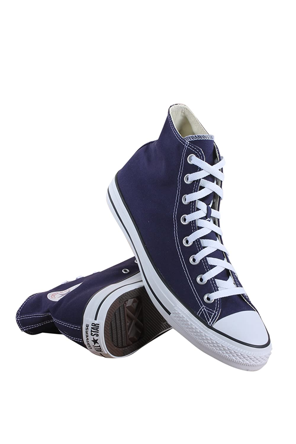 Converse Unisex Chuck Taylor All-Star High-Top Casual Sneakers in Classic Style and Color and Durable Canvas Uppers B01N9JGWGQ 37 M EU / 6.5 B(M) US Women / 4.5 D(M) US Men|Midnight Indigo