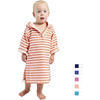SAMMIMIS Baby Hooded Towel Cover Up, 100% Turkish Cotton, Premium Quality XS