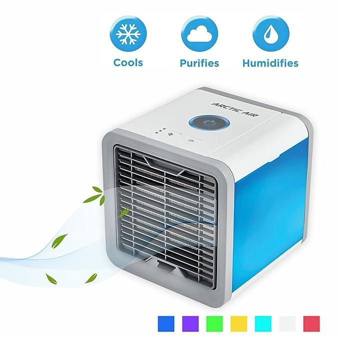 Arctic Air, Mini Klimaanlage Ventilator, 3 in 1 Luftkühler ...