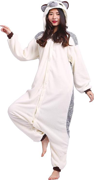Unisex Animal Pijama Ropa de Dormir Cosplay Kigurumi Onesie Erizo ...