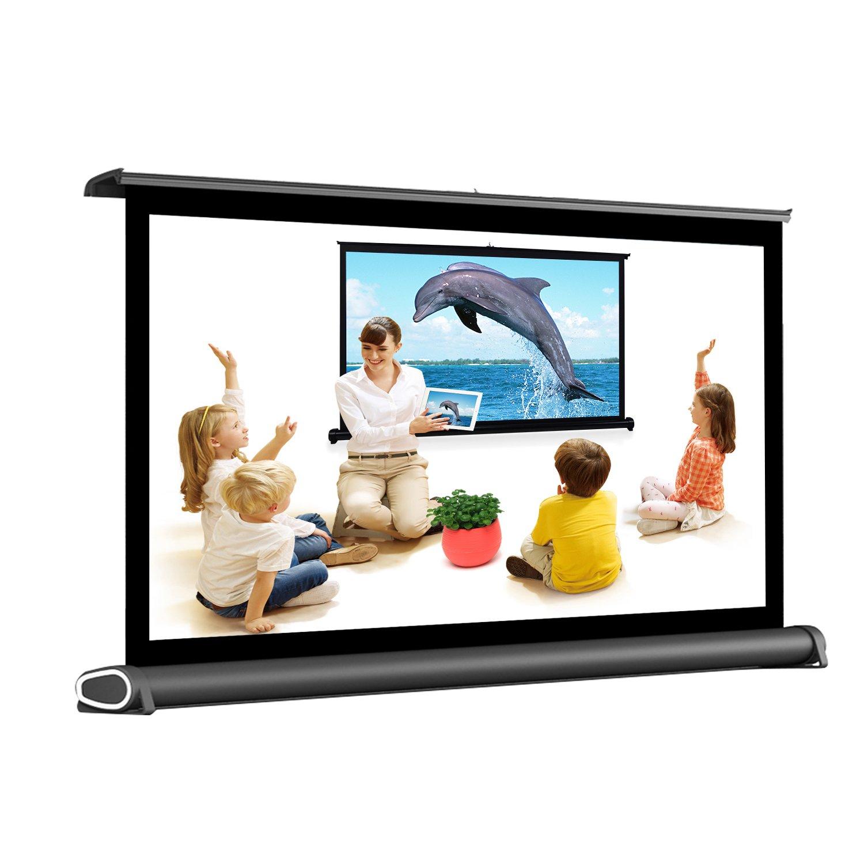 Amazon.com : Owlenz Diagonal Mini Tabletop Portable Projector ...