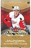 2015-16 Upper Deck Fleer Showcase NHL Hockey Hobby Box