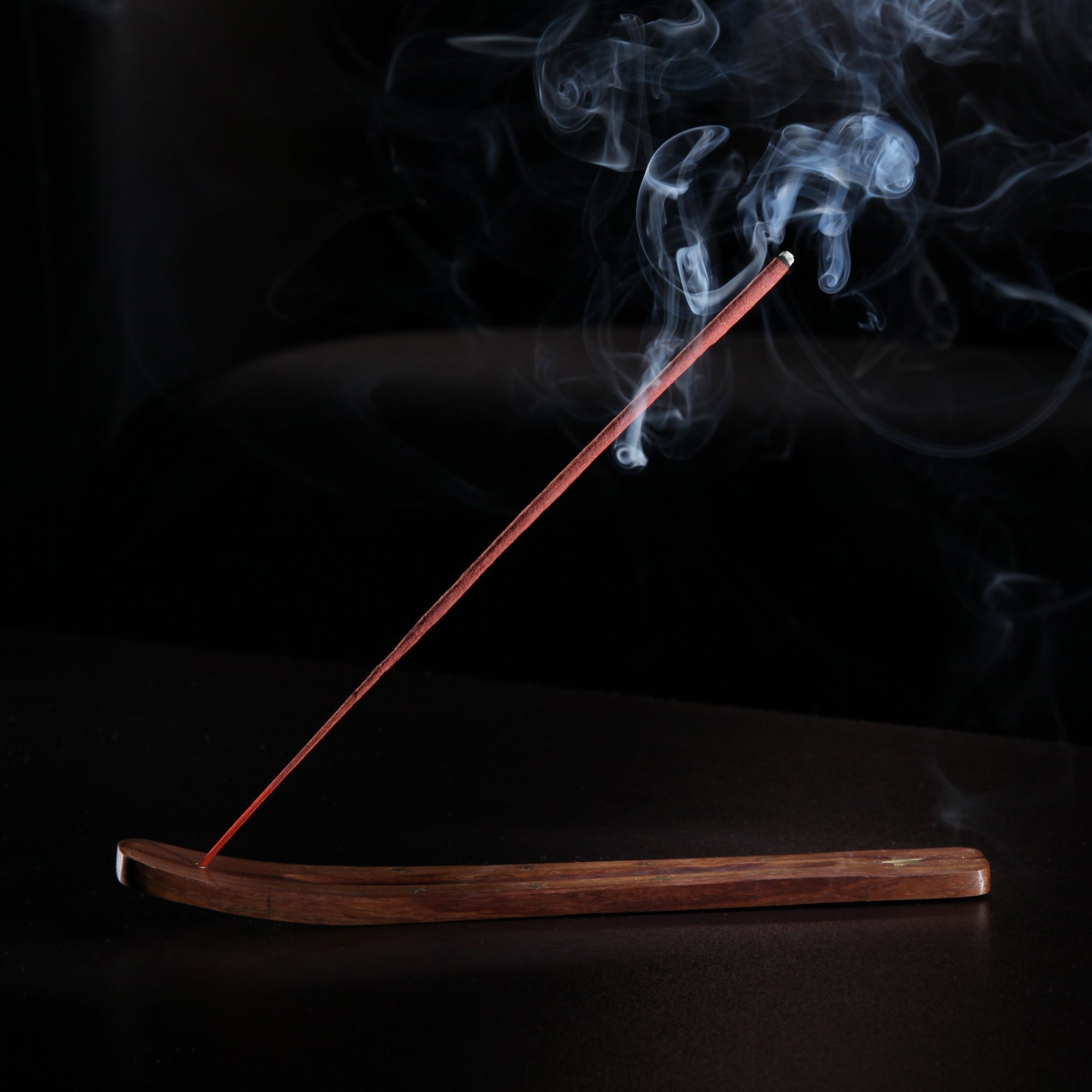 Hosley 300 Incense Sticks NAG Champa. Highly Fragranced Incense with Bonus Holder, Infused with Essential Oils. Perfect for Wedding or Special Occasion, Events, Aromatherapy, Spa, Meditation O9