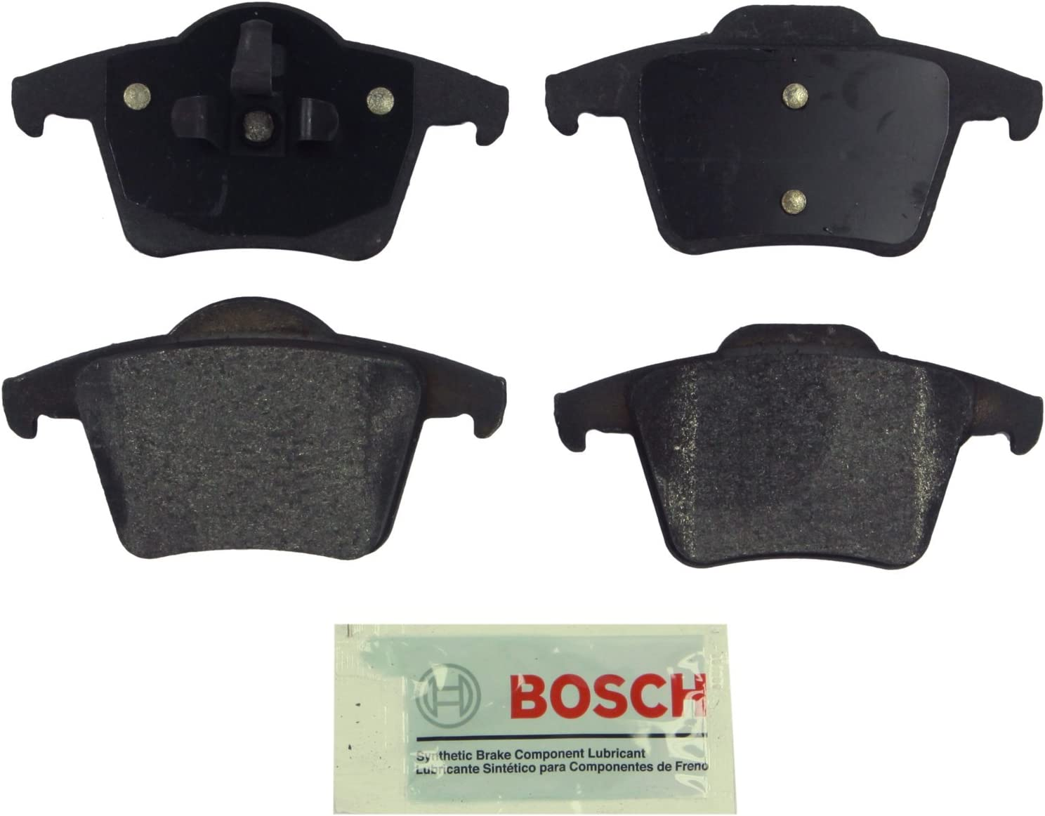 VOLVO XC 90 XC90 REAR BRAKE PADS SET /& HANDBRAKE SHOES SET /& FITTING KIT