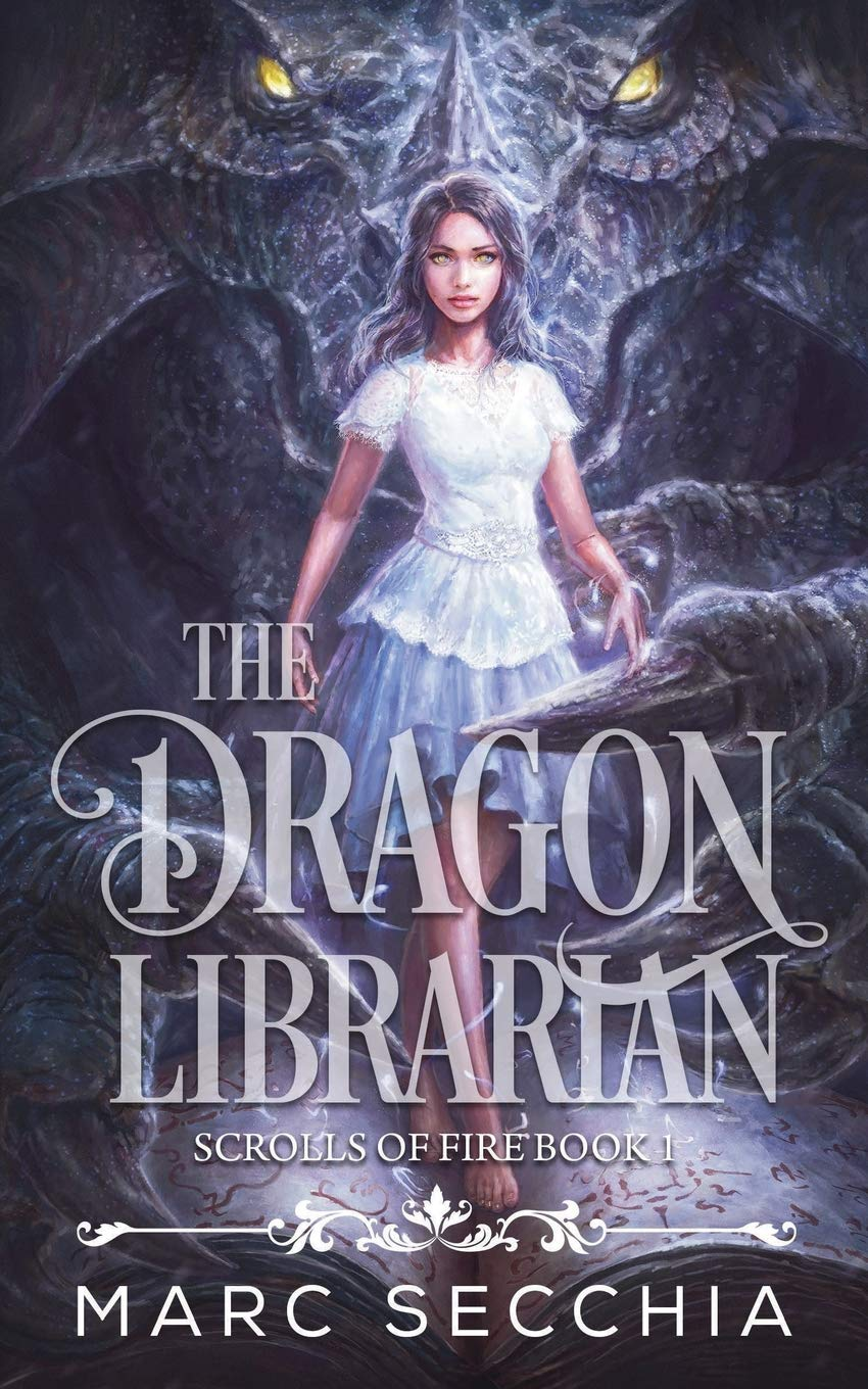 Download The Dragon Librarian (Scrolls of Fire) (Volume 1) PDF
