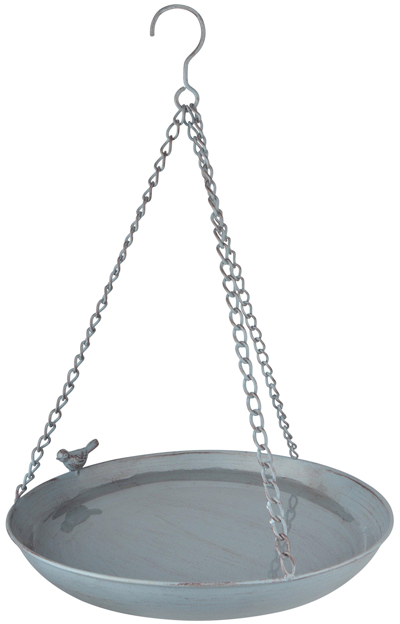 Esschert Design FB403 Series Hanging Bird Bath