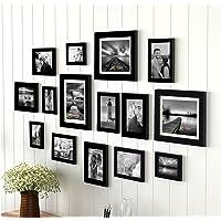 Art Street Sumptuous Set of 15 Individual Wall Photo Frames