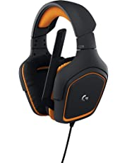 Logitech Prodigy Stereo Gaming Headset with Microphone G231