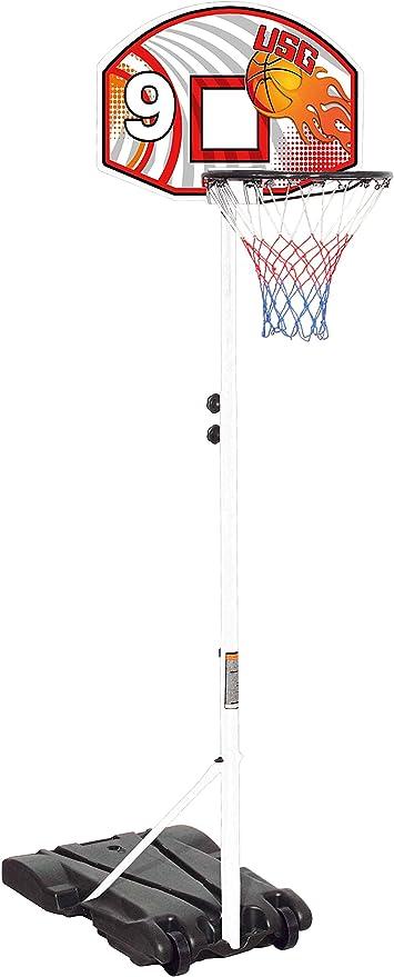Basket Baloncesto con Pie: Amazon.es: Juguetes y juegos