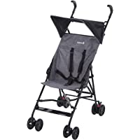 Safety 1st 1182666000 Peps + Canopy Buggy Fester Gehstock Black Chic