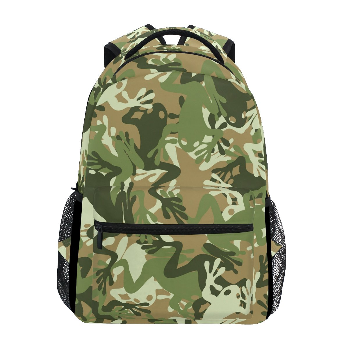 WWE John Cena Casual Laptop Backpack Cosplay Wrestling Schoolbag Camouflage Boys' Accessories Clothes, Shoes & Accessories