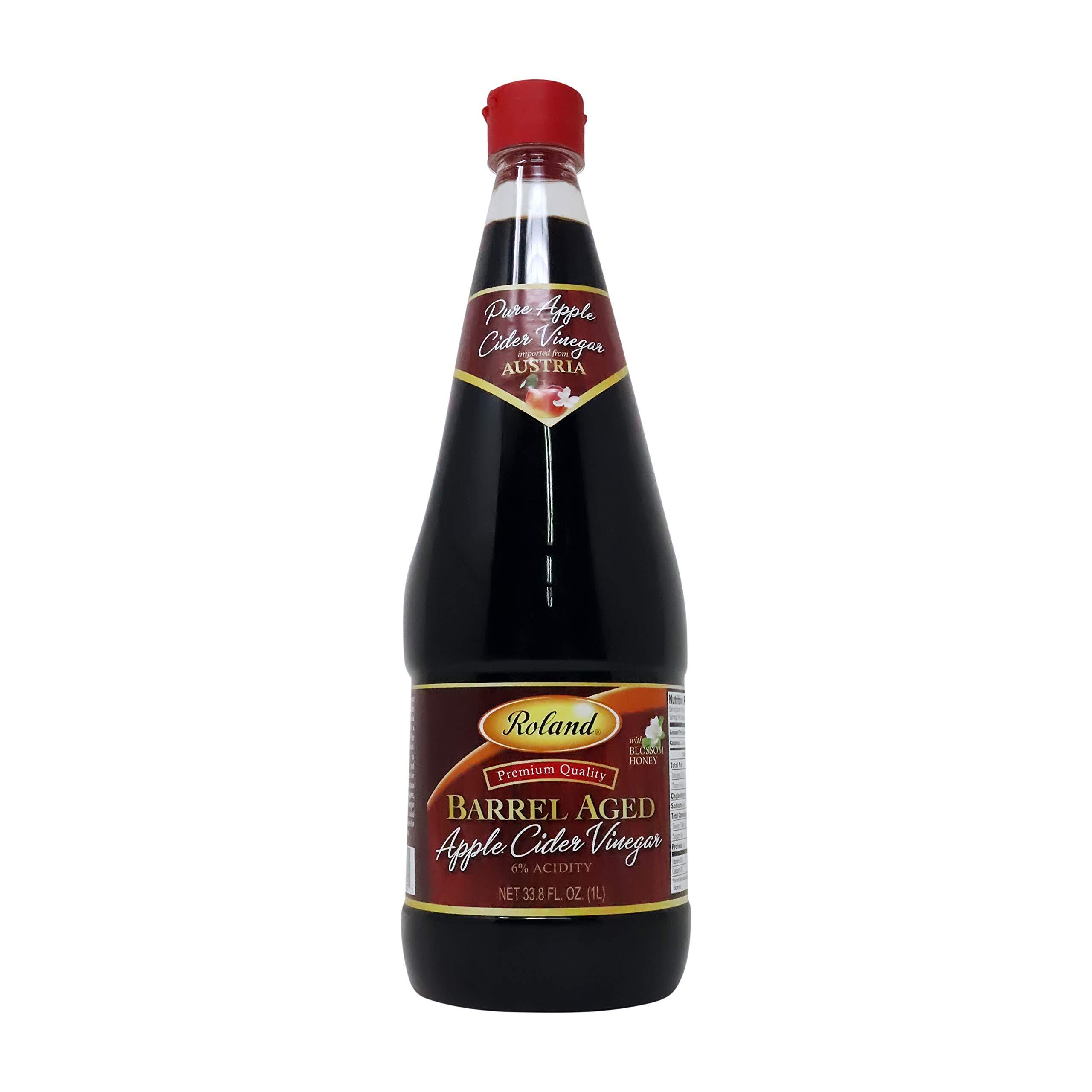 Roland- Premium Quality Barrel Aged Pure Apple Cider Vinegar by RD
