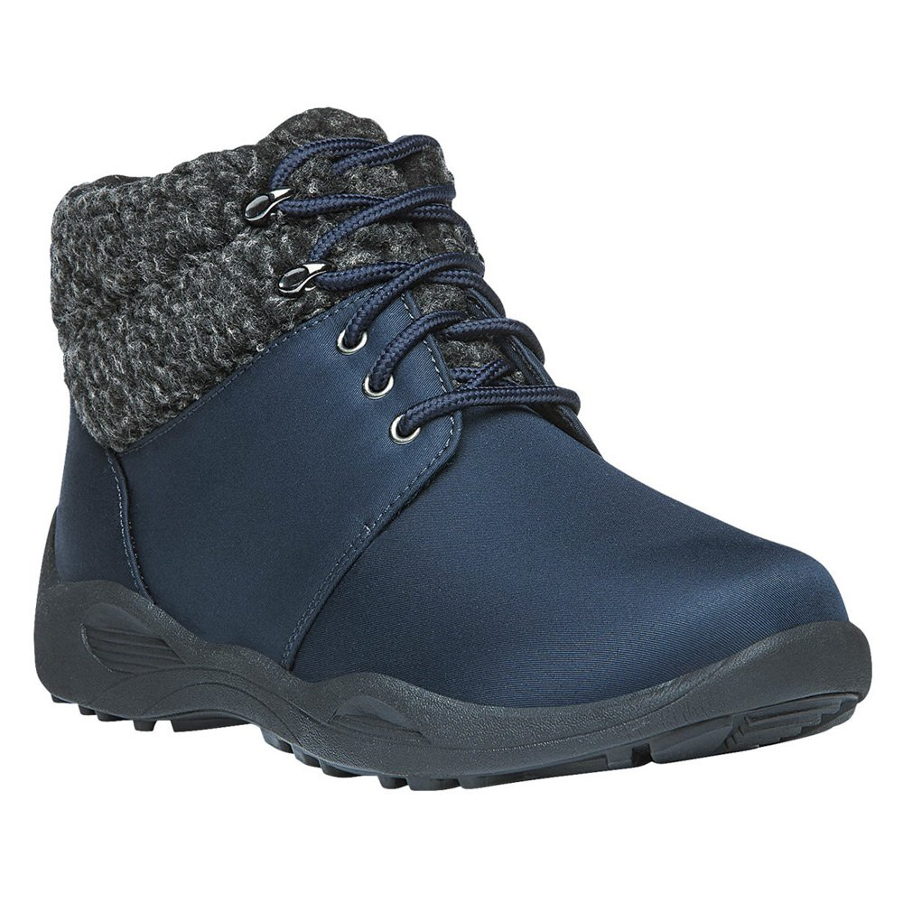 Propet Women's Madison Ankle Lace Boot B01JHIGWAM 7 2A(N)|Navy
