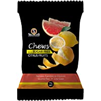 The Sugarless Company A Citrus NAT. Fruit Juice Chews, 70 g