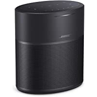 Bose Home 300 Smart Speaker with Built-In Amazon Alexa and Google Assistant Voice Control (Black)