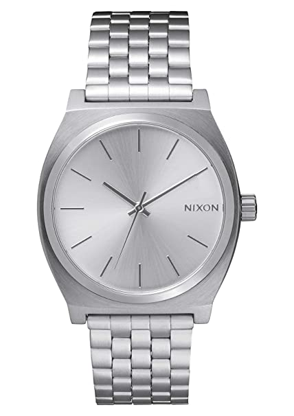 Nixon Reloj con Movimiento mecánico japonés Man A0451920 37.0 mm: Nixon: Amazon.es: Relojes