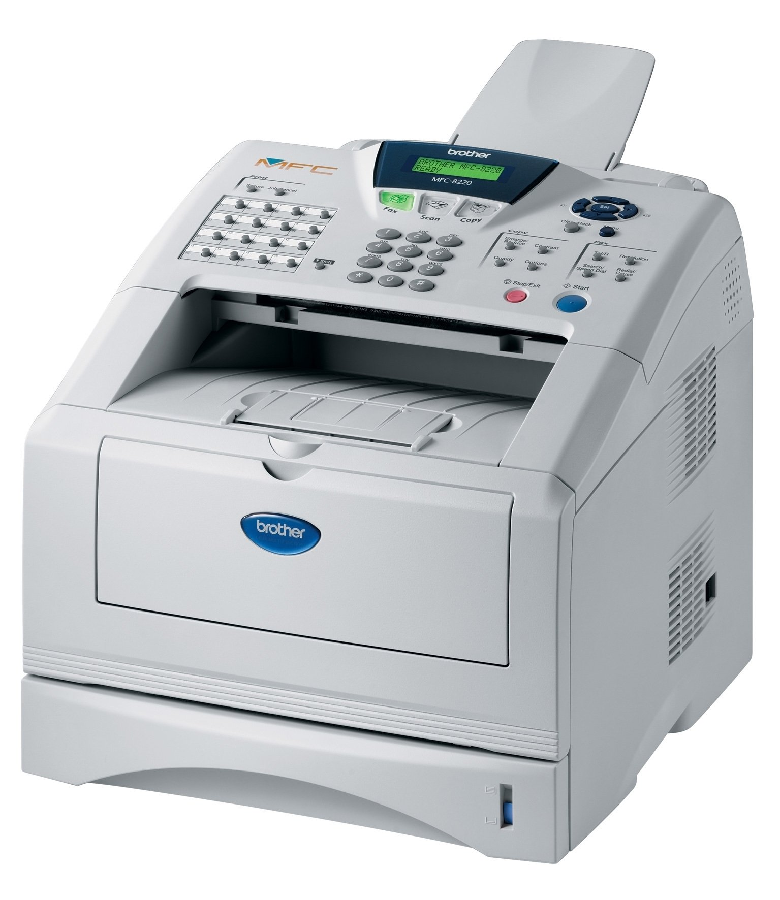 BRTMFC8220 - MFC-8220 Plain Paper Laser Fax/Printer/Scanner/Copier/PC Fax/Telephone