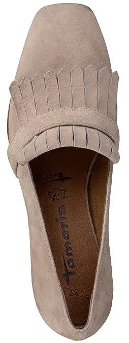 SlipperSlip Damen Bequeme 1 24403 28 Tamaris Schuhe On OnPwk80X