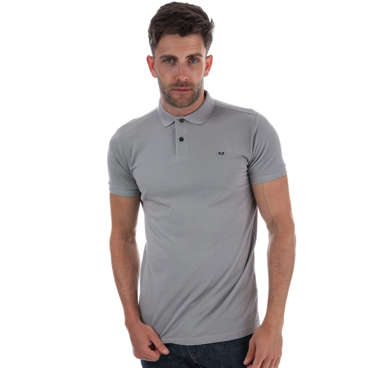 Weekend Offender - Polo - para Hombre Gris Gris X-Large: Amazon.es ...