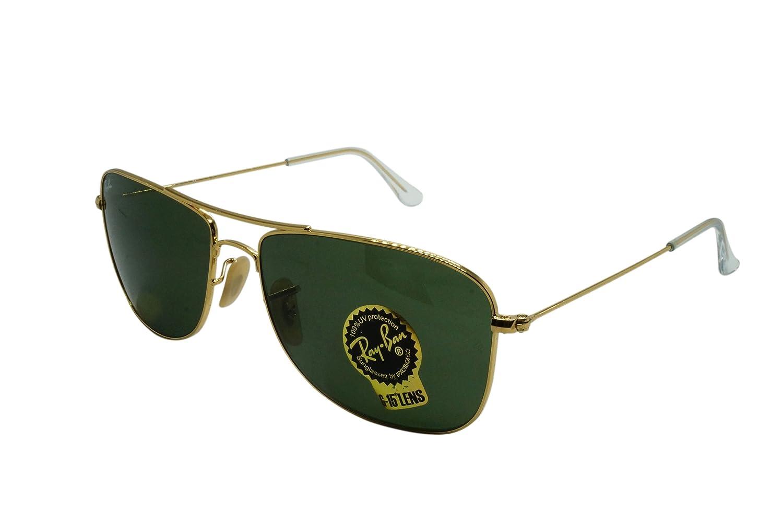 Ray-Ban Gafas de sol Para Hombre RB3477-001: Oro - 59mm: Amazon.es: Ropa y accesorios