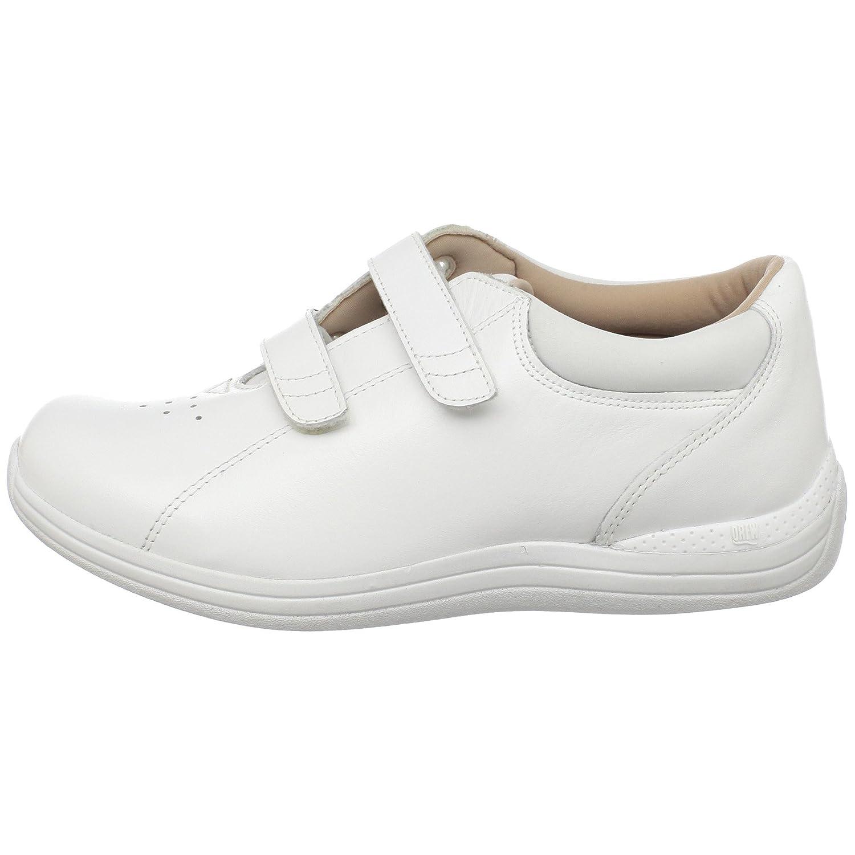 Drew Shoe Loafer Women's Lotus Slip On Loafer Shoe B0045U19KQ 11 XW US|White Calf fb5f57