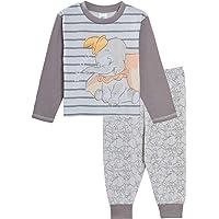 Pijama de Dumbo para bebé, niños y niñas, unisex, juego de pijamas de 2 piezas, de Disney