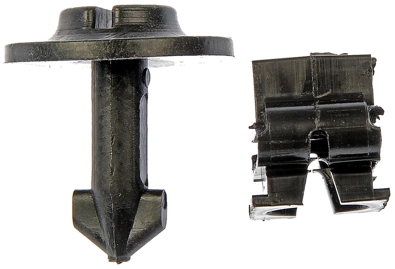 Amazon com dorman 700 081 splash shield retainer with nut pack of 10 automotive