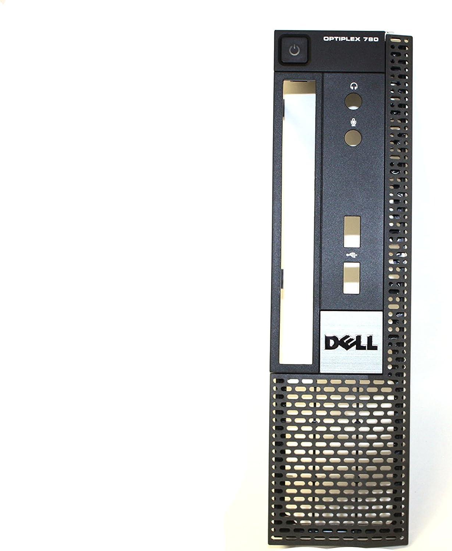 OEM Genuine Black Front Bezel Plastic Cover For Dell Optiplex 780 FDT7R CN-0FDT7R 0FDT7R
