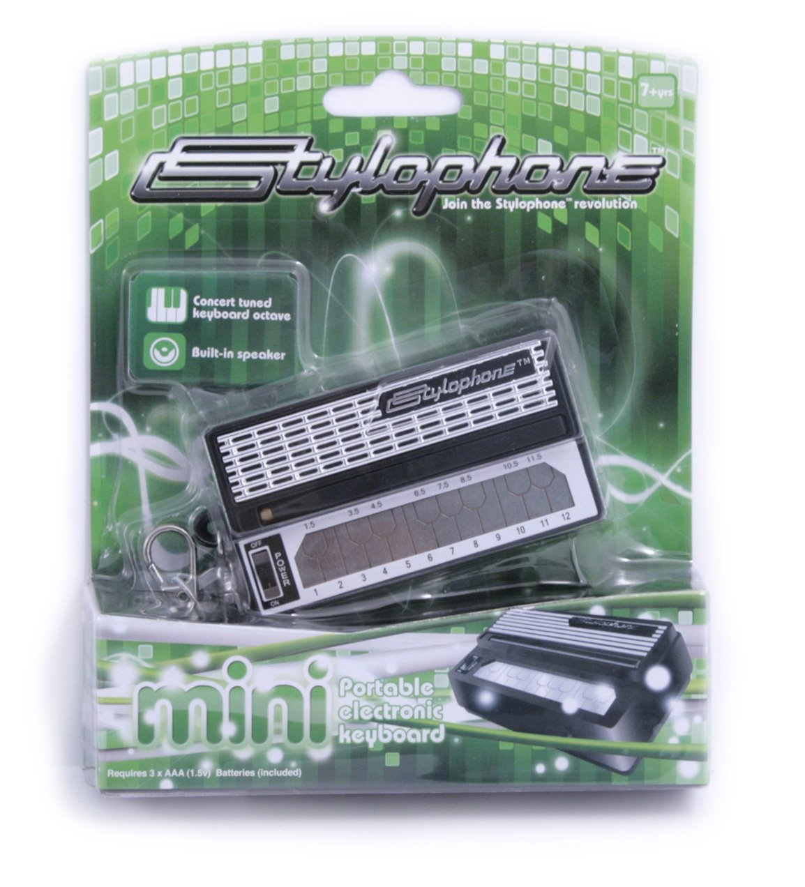 Stylophone Mini on Keychain - Estilófono Mini con Llavero ...