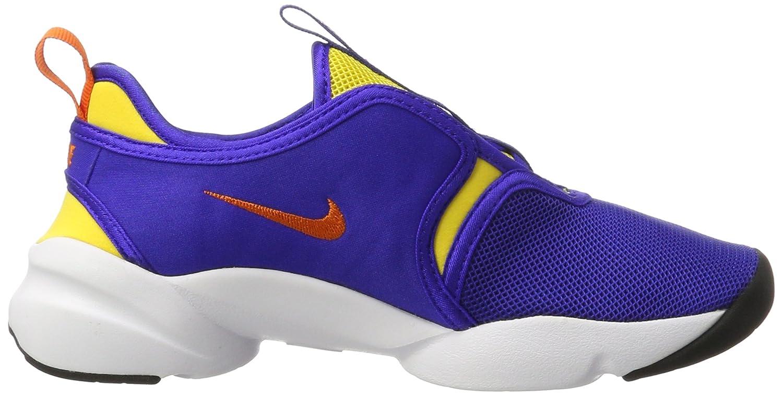 Nike WMNS Loden, Les Formateurs Femme, Bleu (Concord/College Orange/Varsity Maize), 37.5 EU