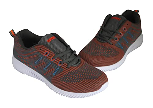 9b68e5a02e Image Unavailable. Image not available for. Color  JSL Women s Water Shoes  Athletic Sport Lightweight Walking Shoes Pattern 18 Size 9