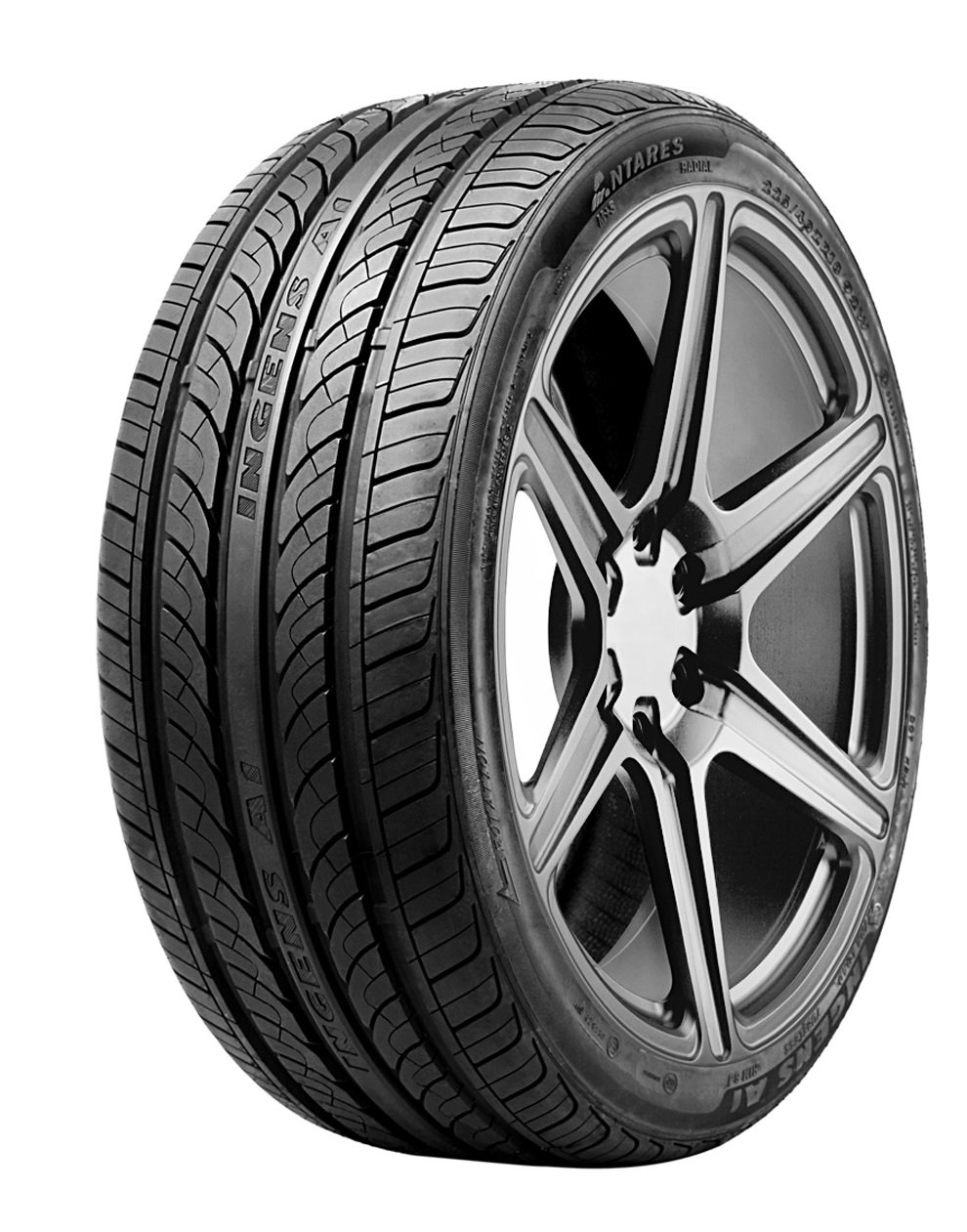 Antares INGENS A1 All-Season Radial Tire - 205/50R17 93V
