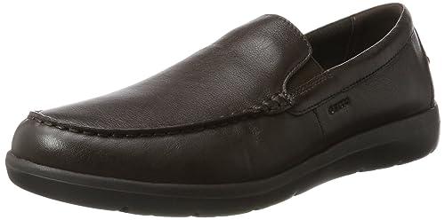 Geox U Leitan CC, Mocassins (Loafers) Homme