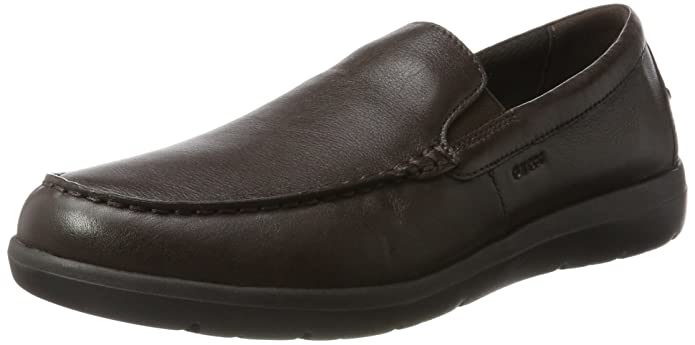 Amazon.com: Geox Hombre leitan 3 Slip-On Loafer: Shoes