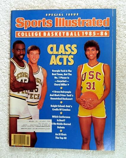 Cheryl Miller (USC Trojans) - Bruce Dalrymple & Mark Price