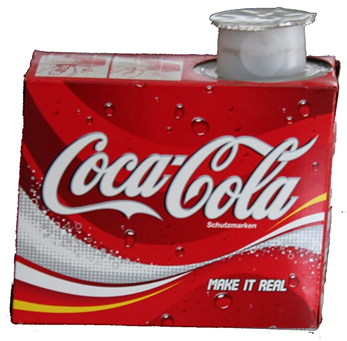 Refresco Individual de cola Coca Cola lata 33 cl