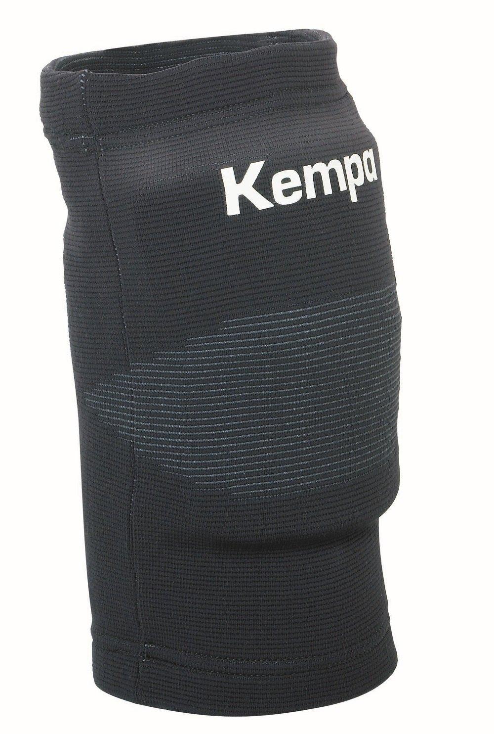 Kempa Rodillera acolchada para adultos, color negro