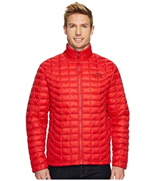 964eb164d THE NORTH FACE Men's International Thermoball Jacket TNF Red Small ...