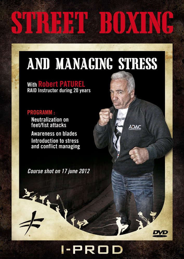 DVD : Street Boxing And Managing Stress (DVD)
