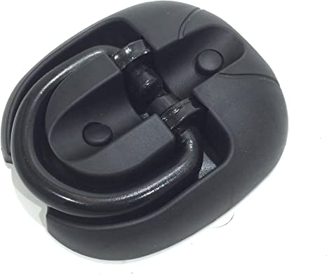 Viper Rocksolid Security A111 Motorrad Sicherheits Zubehör Diebstahlsicherungen Triton Ii Bodenanker Black One Auto