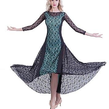 Rongg Moderner Tanz Kleidung Üben Für Frauen Schnüren Farbe Nähen ...