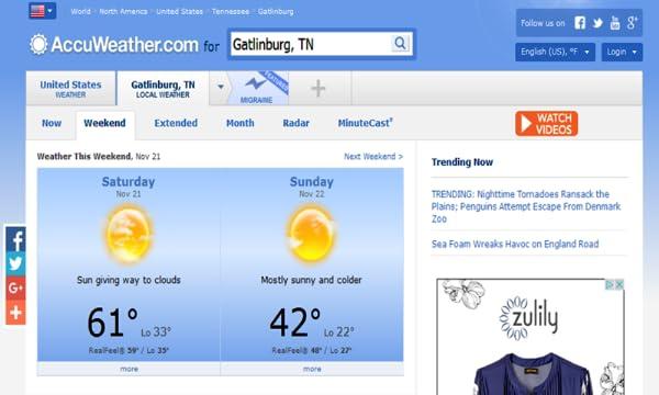 Chattanooga TN Weather:Amazon:Mobile Apps