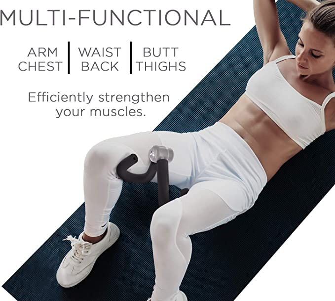 Thigh Master Arm Leg Fat Inner Outer Exercises Trainer Slim Muscle Workout Toner
