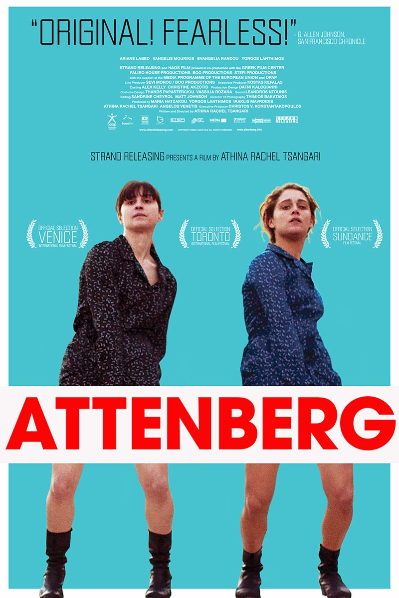 Watch Attenberg | Prime Video