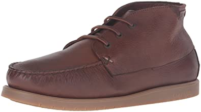 Sebago Men's Landon Chukka Ankle Bootie, Brown Leather, ...