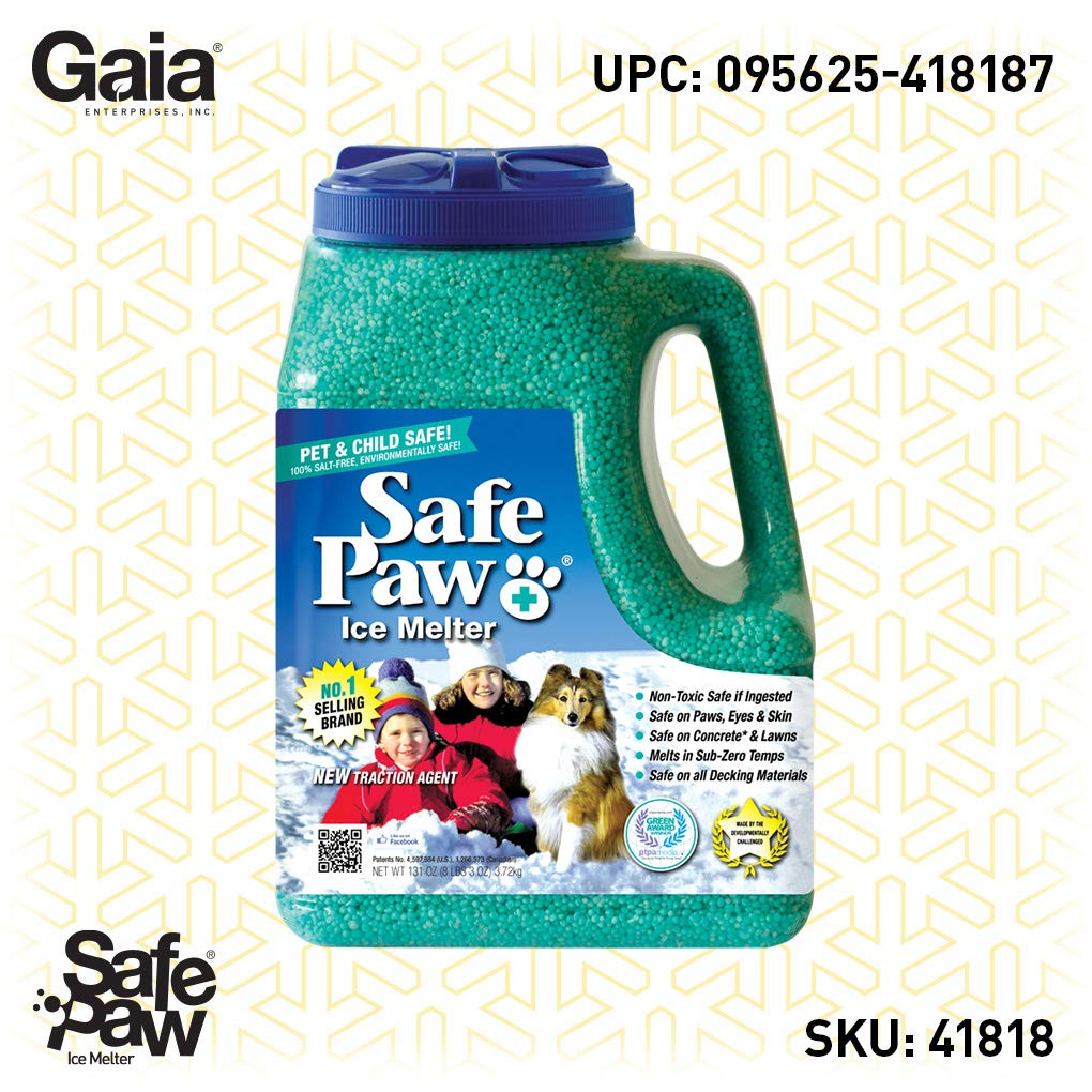Safe Paw Ice Melter (8 Lbs) by Safe Paw